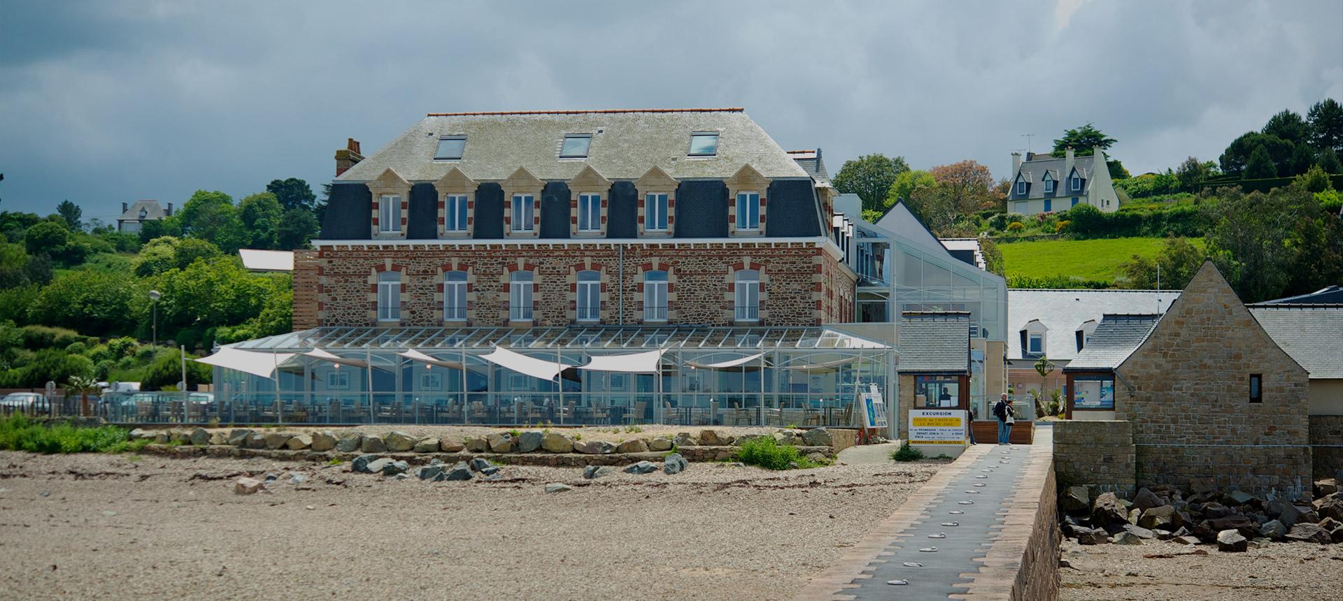 Hôtel Terrasses de Bréhat