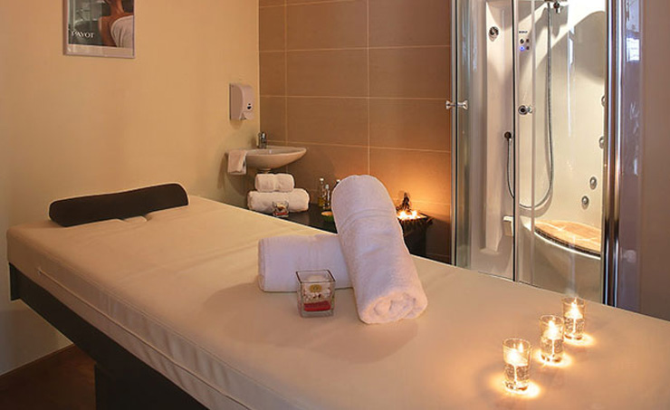 Le soins Spa Hotel Ploubazlanec