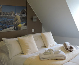 Chambre Confort Single - hotel brehat