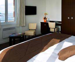 Chambre suite & duplex hotel brehat